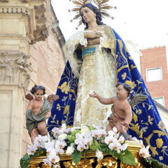Virgen Gloriosa
